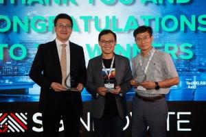 SK텔레콤, 5G·AI 기술 글로벌 어워드 수상