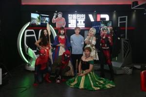 대한민국 최고 VR 게임팀은 누구?