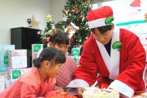 샌드박스, 도티 '초록우산 산타원정대' 특별 산타로 변신