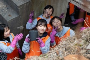 한화 청소년봉사단 겨울캠프