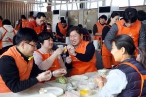 한화그룹, 13년째 신임 임원 봉사활동
